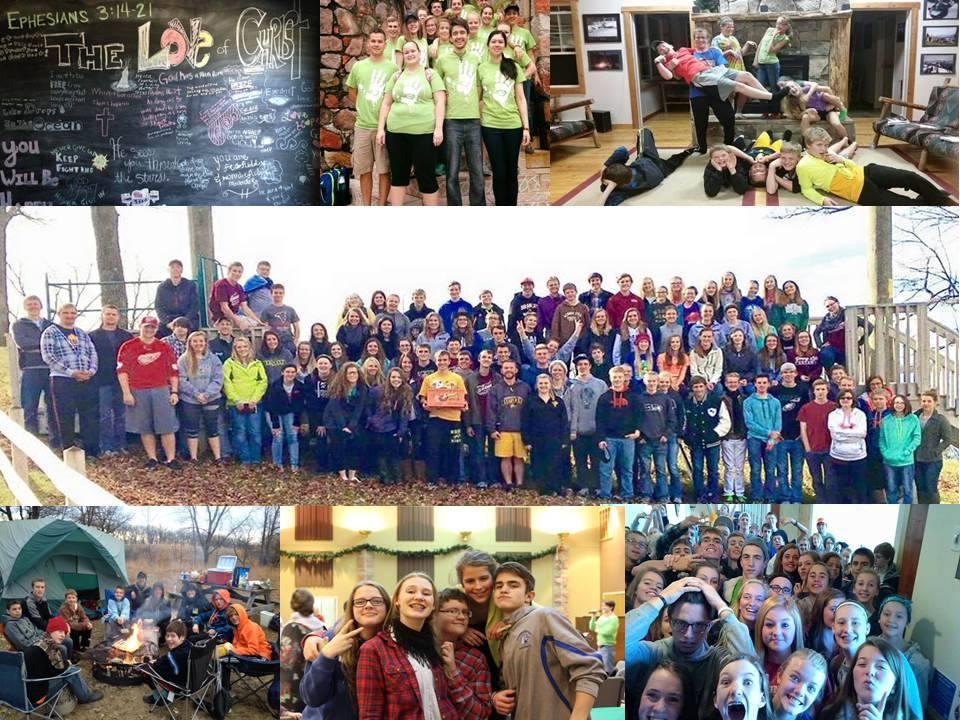 Bethel Students Collage Photo