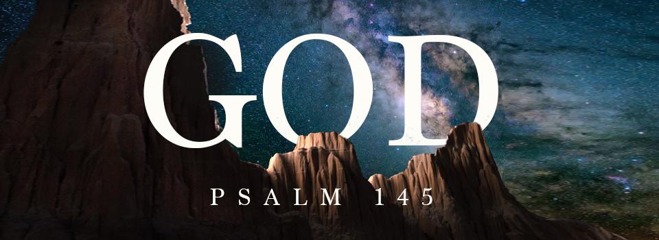God Sermon Series