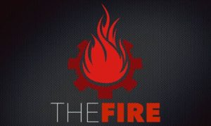 The Fire with date